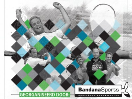 Tennis clinics Bandana Sports + Martin Verkerk
