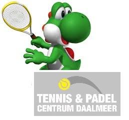 Tenniskamp 24 t/m 28 juli 2017